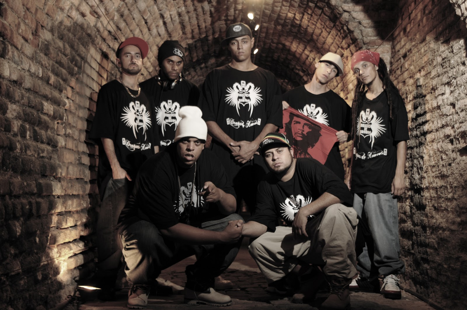 16 anos casa do hip hop